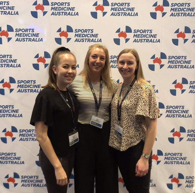 Fantastic time at #SMACONF18. New friends and connections made, and a chance to present more of my PhD findings @Al_Wallett @MargotRogers_ Photo