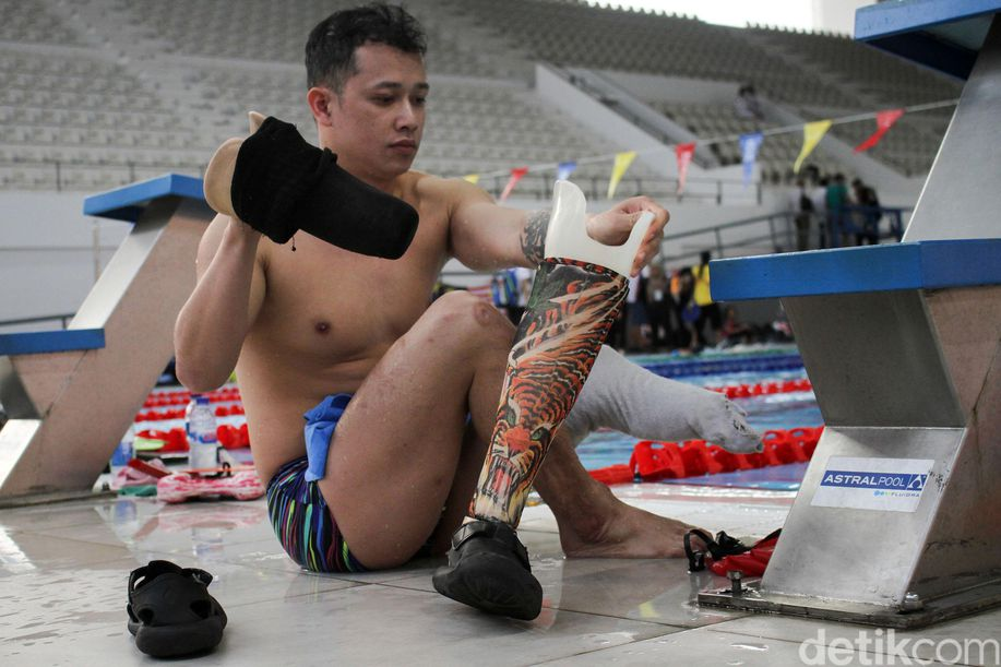 Mengintip Ruang Ganti Perenang Top Asian Para Games 2018 https://t.co/JCyaCSLMeo via @detiksport https://t.co/k9AIScv9CE