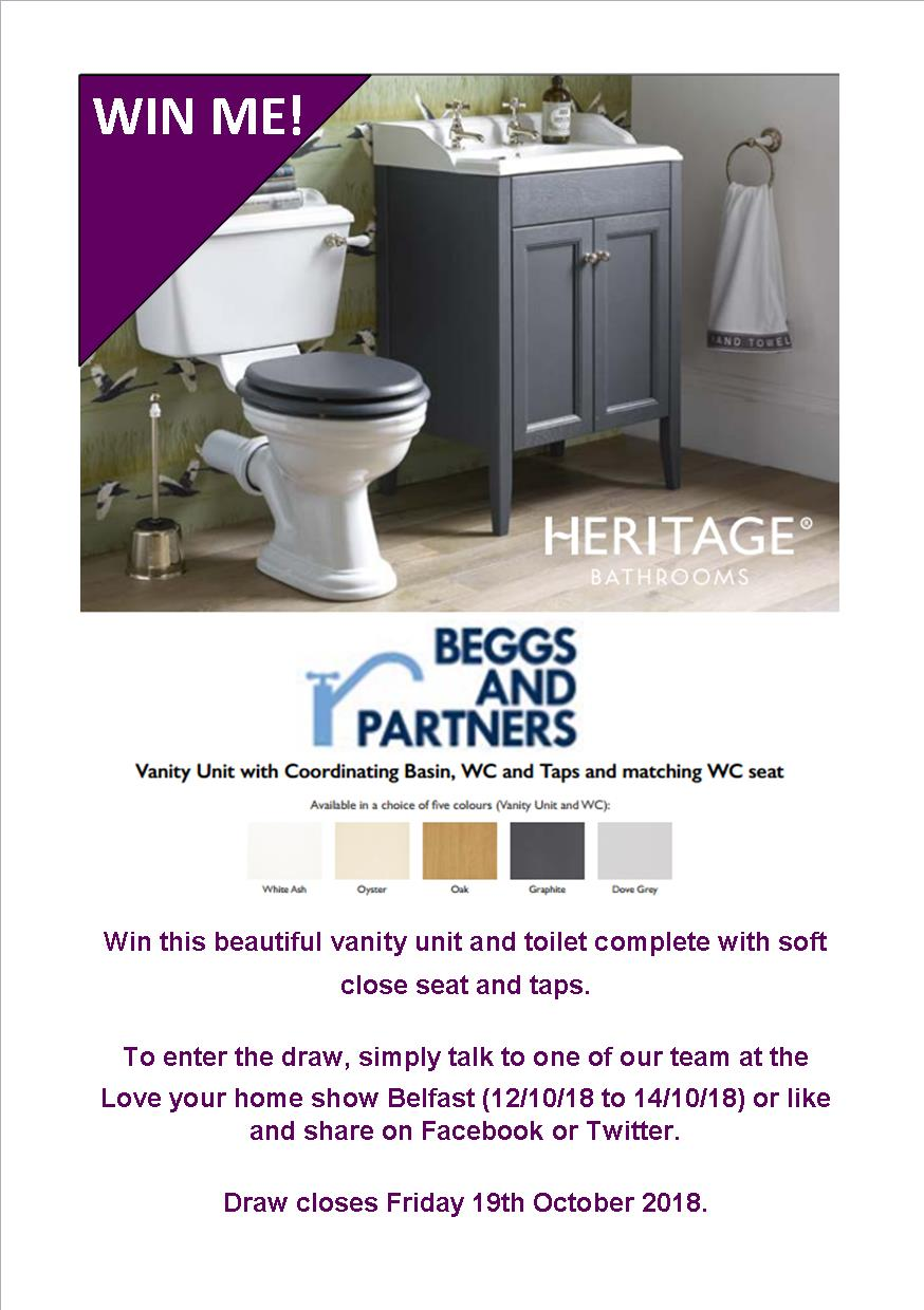 Superb Beggs Partners On Twitter Win This Beautiful Vanity Unit Theyellowbook Wood Chair Design Ideas Theyellowbookinfo