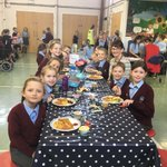 Top Table - last one of the half-term!