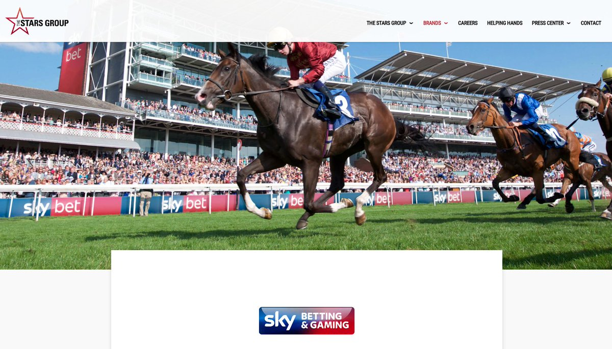 Sky Betting & Gaming on Twitter: