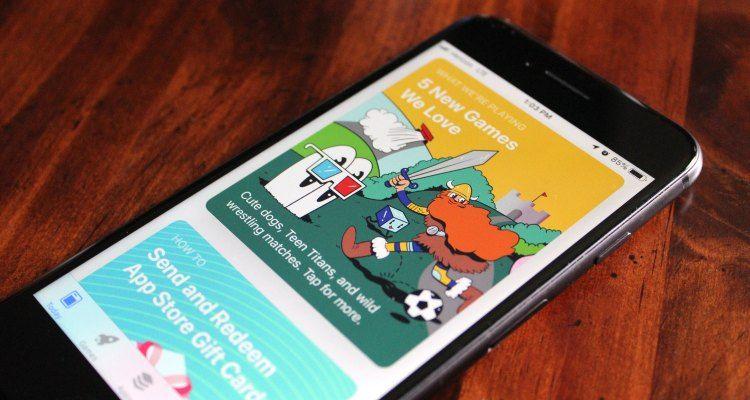 ios app store download numbers