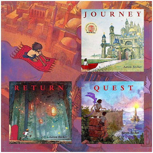 test Twitter Media - Year 5 have really enjoyed exploring our next topic book 'Journey', but did you know there are two sequels? Perhaps you can explore the whole trilogy at home! #gorseyenglish https://t.co/nOOSz4aX8R