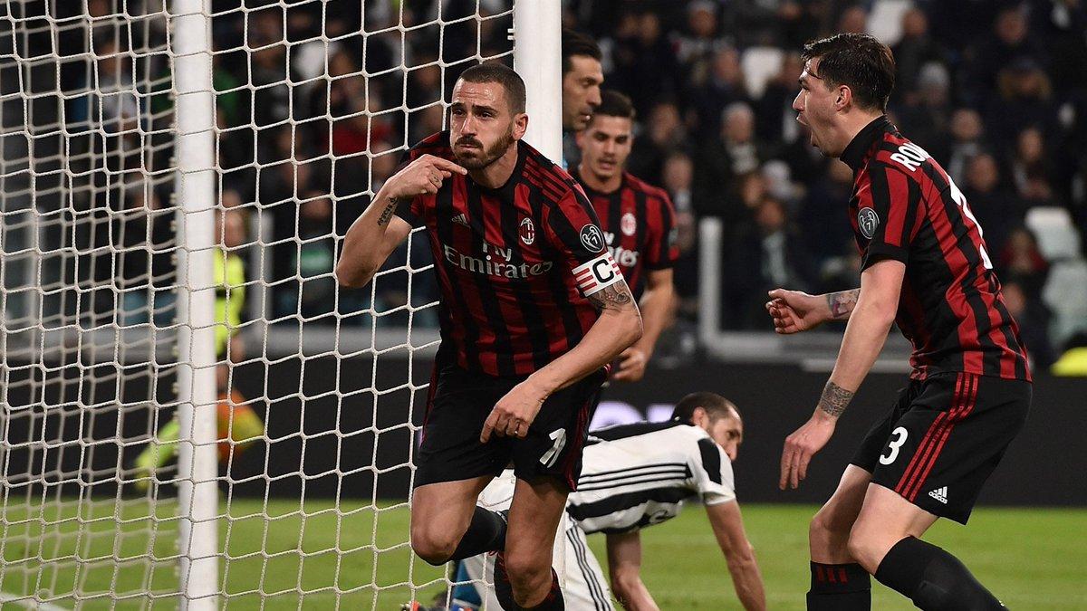 AC Milan - France's photo on #Bonucci