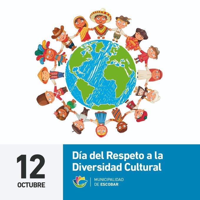 En el Día de la #DiversidadCultural, los invito a que reflexionemos y fomentemos el respeto, la tolerancia y la igualdad. Foto