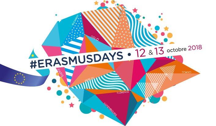 Les #ErasmusDays sont aussi ouverts aux filières professionnelles ! Profitez des 12 et 13 octobre pour vous renseigner et pourquoi pas rejoindre la génération Erasmus. 🇪🇺 https://t.co/kYzQi7LLIj #filierespro #apprentissage https://t.co/QnbqXcgsl8