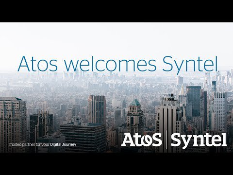 .@Atos_Syntel We're excited to work together and see what drives you. Welcome to the...