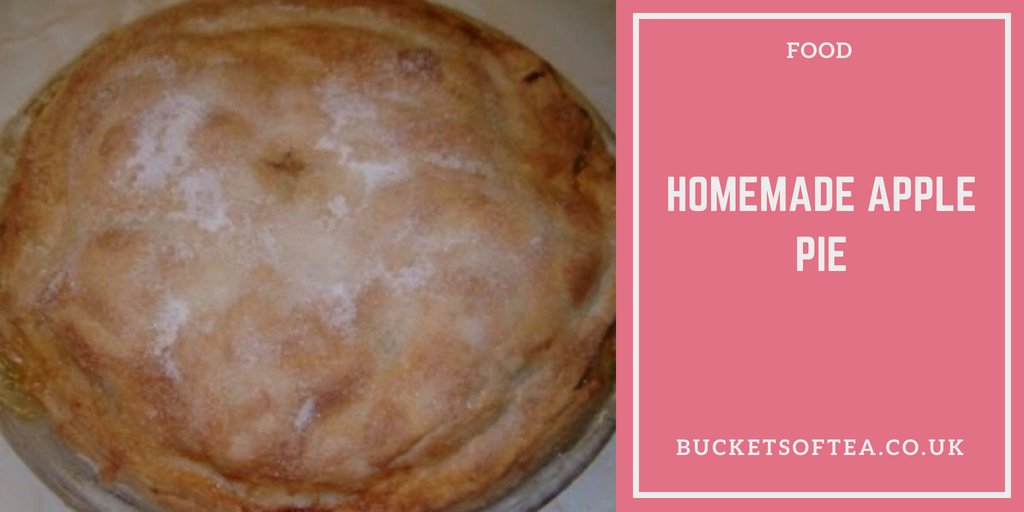 Homemade Apple Pie Recipe https://t.co/TZFGoavDT6 #food #foodporn #baking #applepie #homecooked https://t.co/dyzwplSzUS