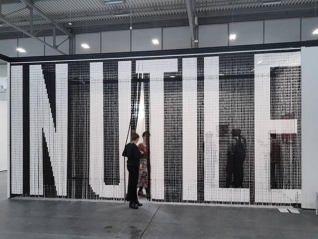 #MatteoAttruia #InUtile #GalleriaMassimodeluca #ArtVerona @matteoattruia @galleria_massimodeluca @artverona https://t.co/I6pWdacg1X