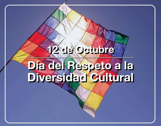En el Día de la #DiversidadCultural, reafirmamos nuestro compromiso con la tolerancia, el respeto y la igualdad. Foto