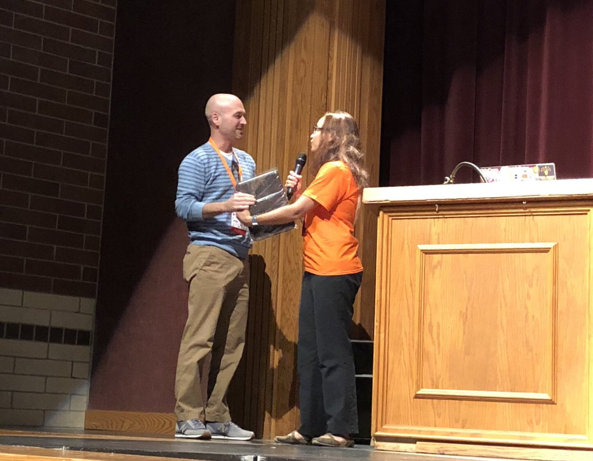 Congratulations to @Mr_LeDune on the @iceindiana Outstanding Leader Award! No one quite deserves it more than you! #ICEIndiana #INeLearn<br>http://pic.twitter.com/Ix7k5WMGpL