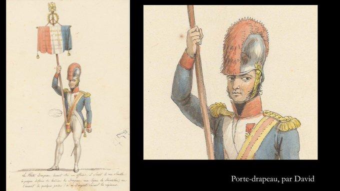 Samuel Gibiat et Cécile Robin présentent L'arsenal iconographique de Napoléon: des images pour façonner l'empire lors des #RVH2018 Photo