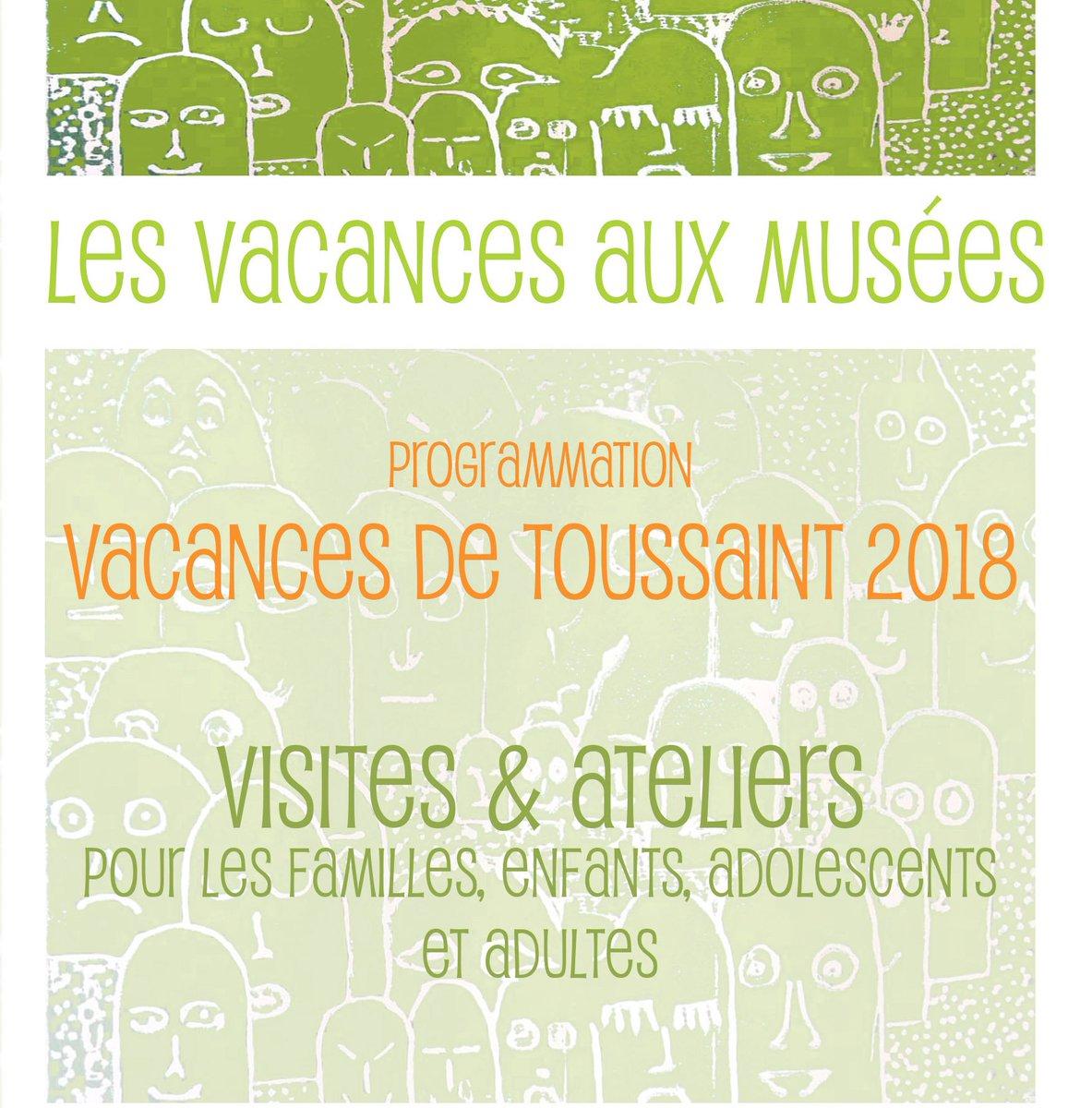 #Poésie, #reliure, #écriture et #gravure sont au programme des prochaines #vacances au musée Mandet.Tout le #programme http://bit.ly/2OdaSwC  - FestivalFocus
