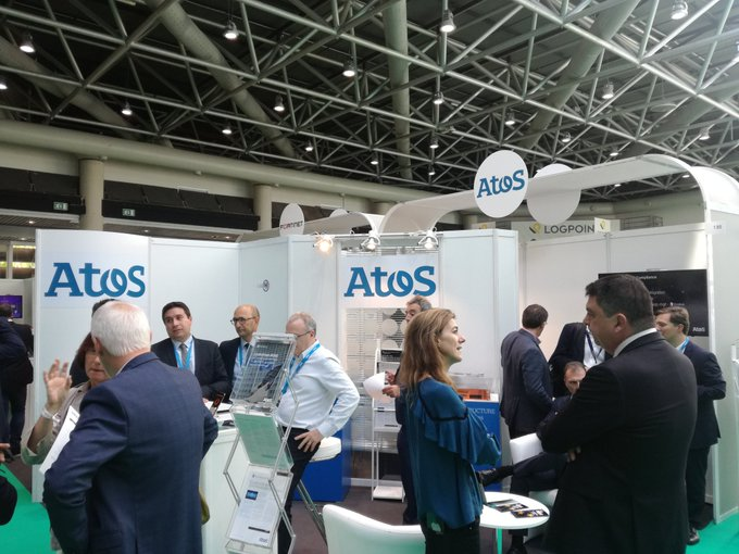 Day-3 #AssisesSI: Atos #CyberSecurity experts on booth #130...