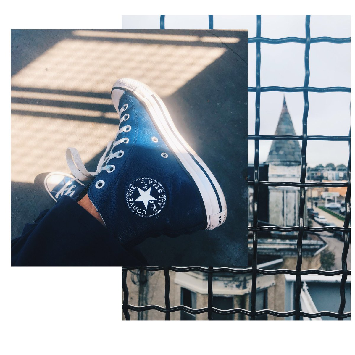 Kristle Peterkin on Twitter: New work.... #photography #photographer #photooftheday #collageart #collage @Converse #streetdreamsmag #streetphotography #fineartphotography #shotoniphone #iphonex #newwork #photoshop…