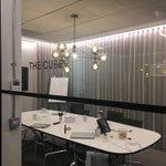 Image for the Tweet beginning: Full day intensive workshop. Brainstorming