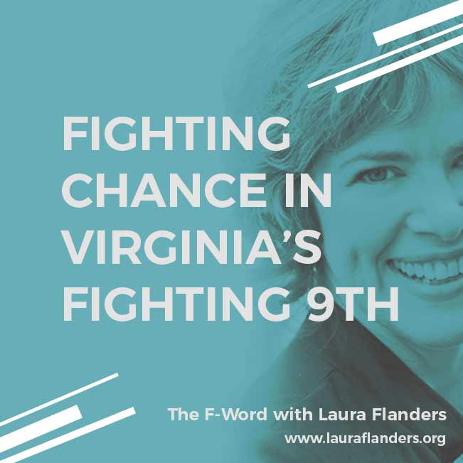 While all eyes were on #Kavanaugh, @GRITlaura was reporting from rural America on #midtermelections and a farmer Anthony Flaccavento whos running for congress organically fueled by people powered donations. #subscribenow #podcast @Stitcher bit.ly/2IikEHr #Midterms2018