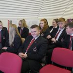 Image for the Tweet beginning: Great day at HMP Magilligan