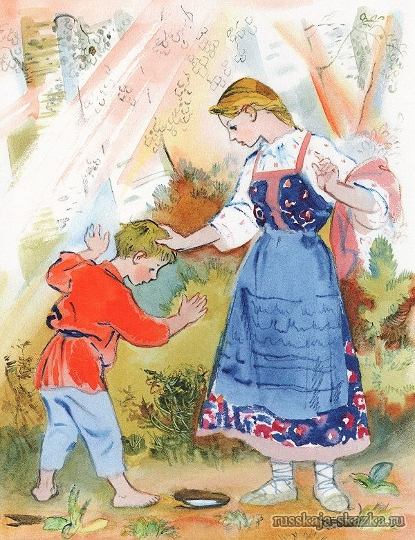 павла картинки сказки сестрица аленушка и братец иванушка любила носить