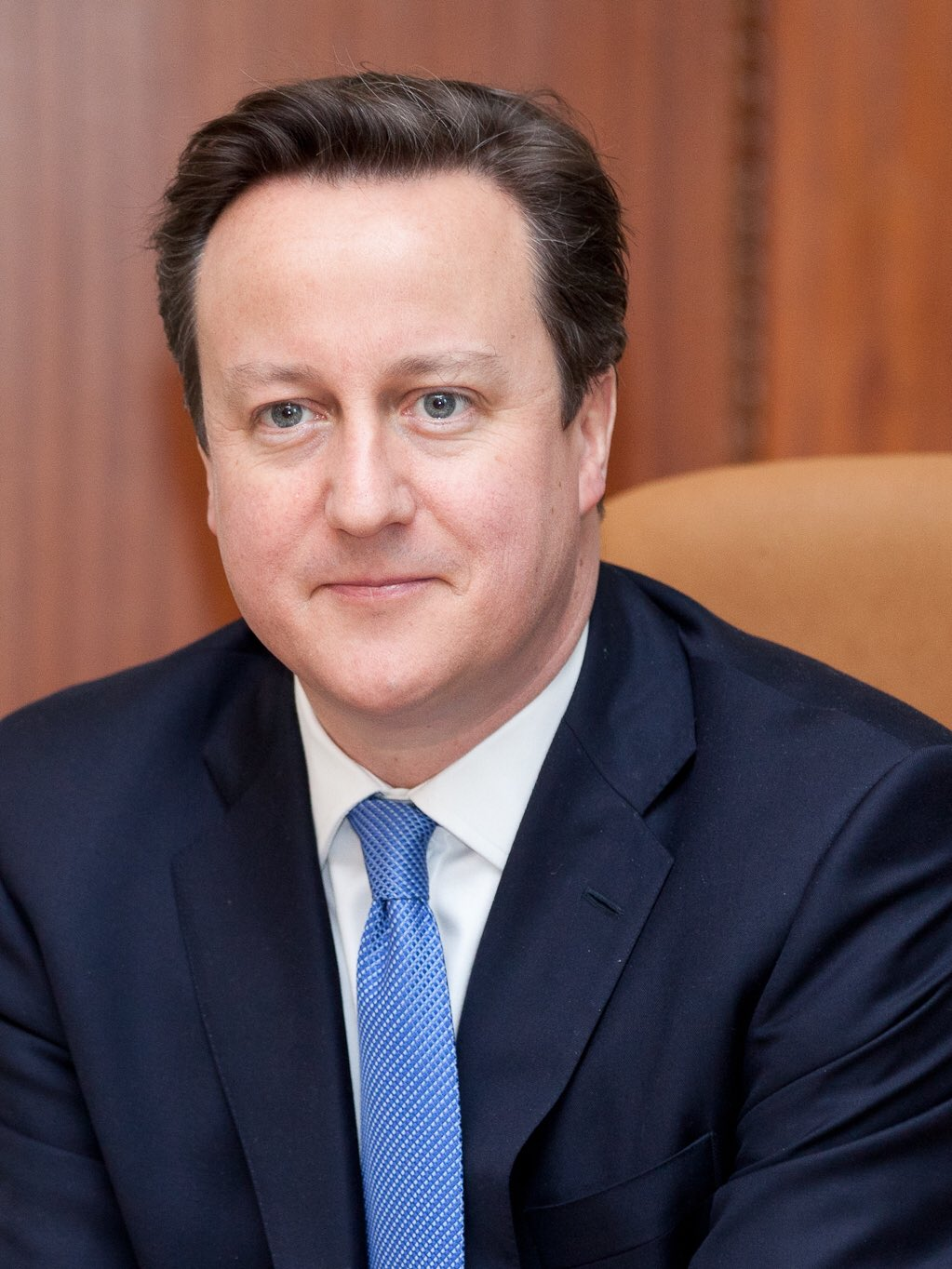 Happy birthday Prime Minister David Cameron!