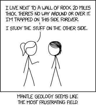 Geology joke