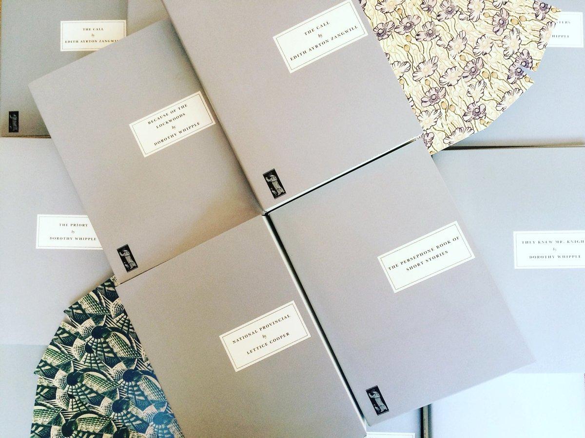 Persephone Books : une maison d'édition so british - Page 4 DpUHZuLXUAEaACs