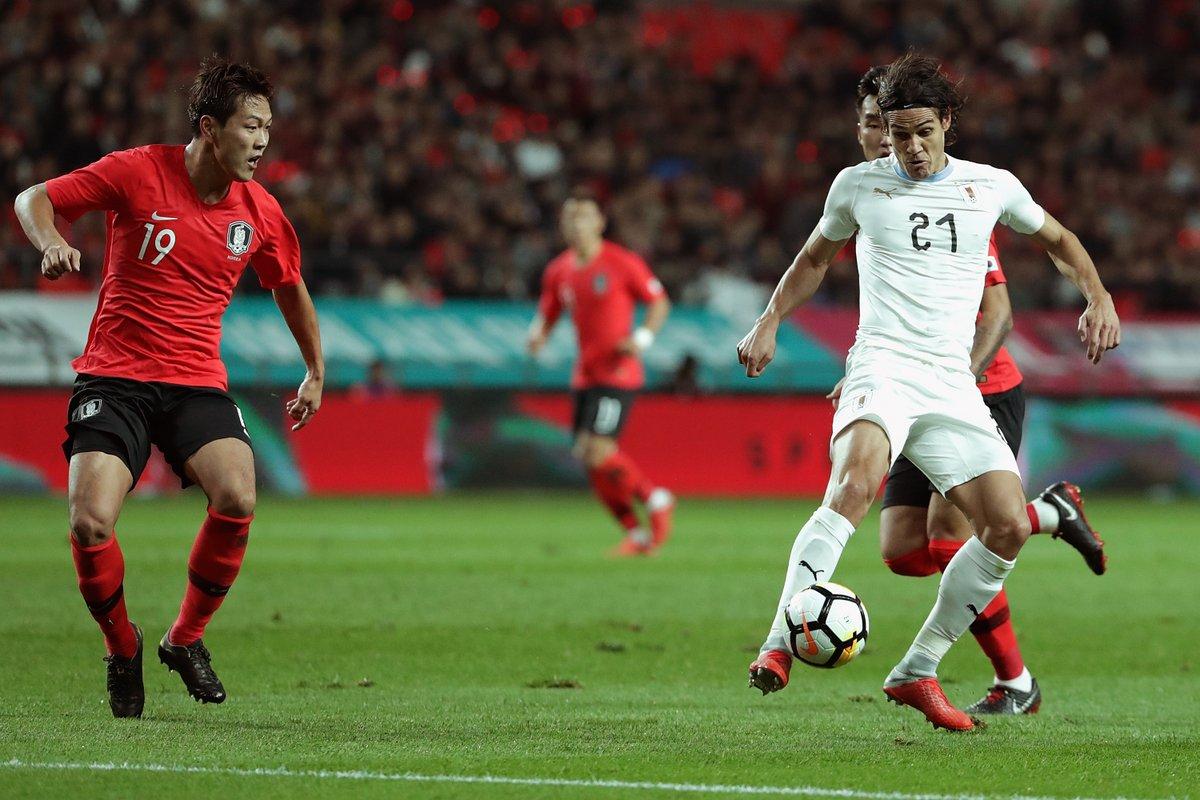 Video: Hàn Quốc vs Uruguay