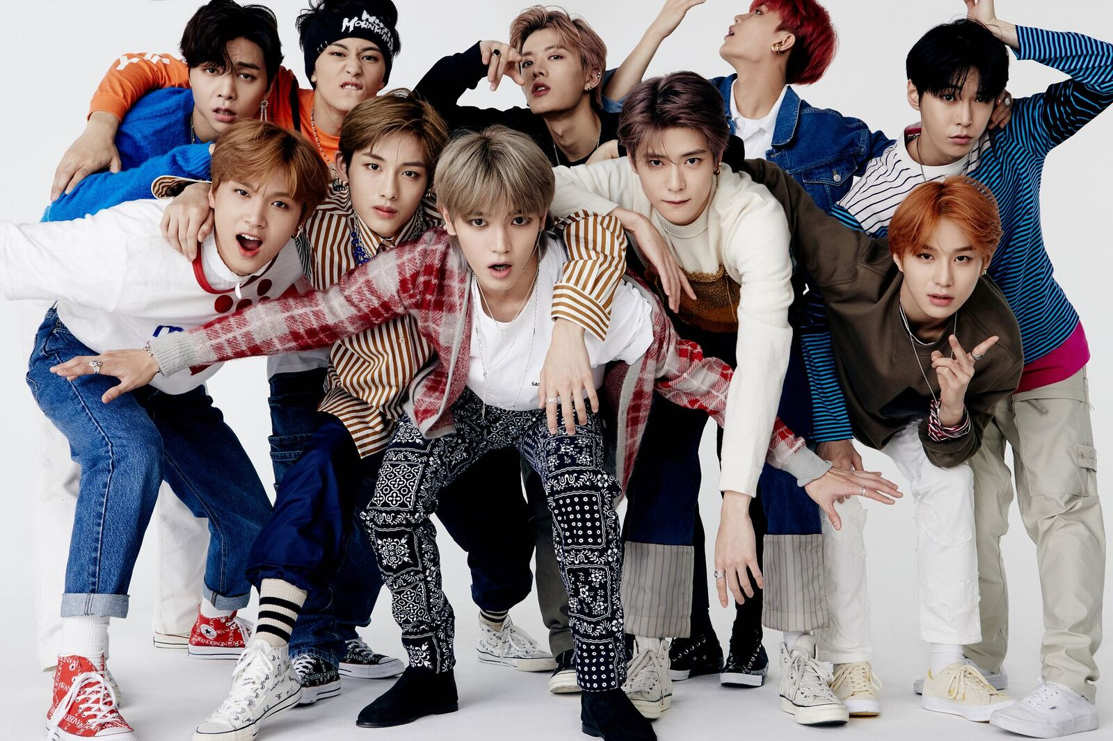 .@NCTsmtown_127's global takeover: Get to know your newest favorite K-Pop group. https://t.co/RmRjEigl4U https://t.co/Mu5eLOrVq7