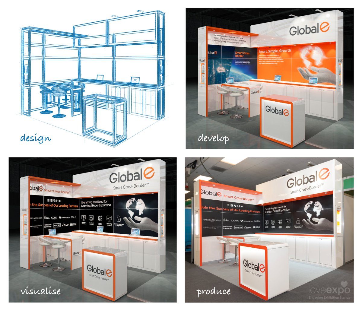 Expo Exhibition Stands Up : Exhibition stand mock ups free in psd free mockup