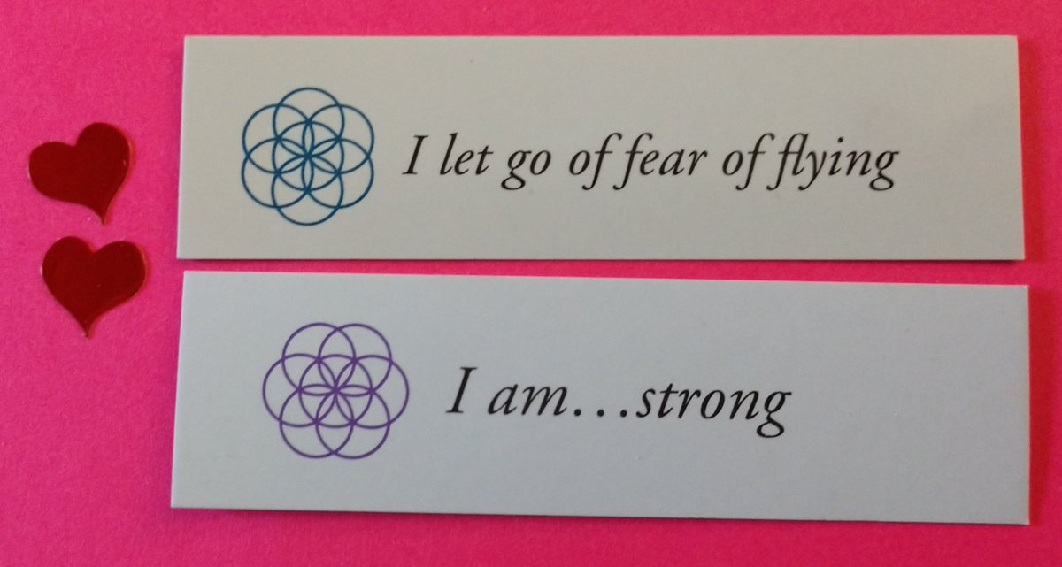 "test Twitter Media - Today's Positive Thoughts: I let go of fear of flying and I am...strong. Randomly selected from ""Letting Go"" and ""I am"" inspirational card sets. #affirmation https://t.co/6USfu7hcXb"