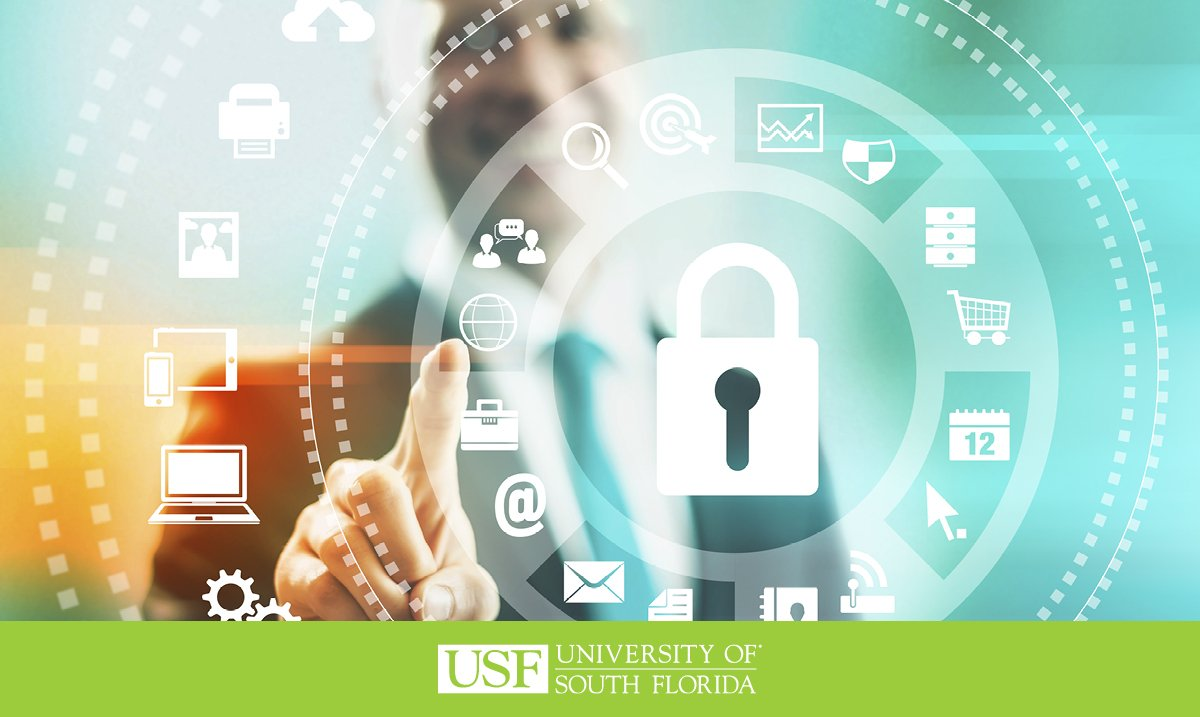 Usf On Twitter Our Cybersecurity Masters Degree And Graduate