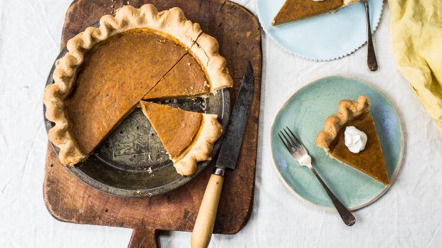 @geniuskitchen: Recipe of the Day: Pumpkin Pie Get the recipe: https://t.co/fVg2JKYLNT https://t.co/9mKQFjbCEm