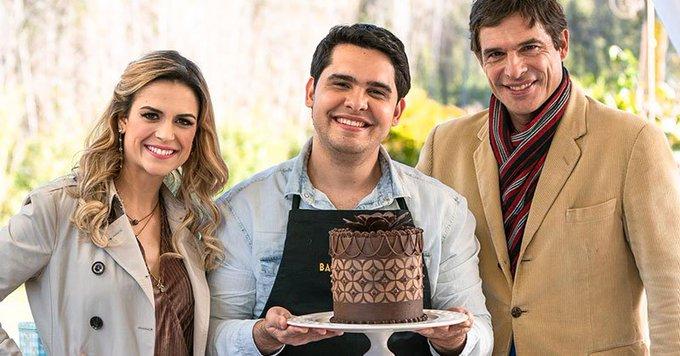 Bake Off Brasil tem repescagem com visita de Dário, vencedor da 3ª temporada 😍 Foto