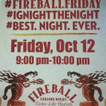Image for the Tweet beginning: Like you needed an excuse... #FireballFriday