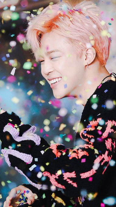 Happy Birthday Jimin-ssi! You really deserve the whole world. Thank you for always being your goofy, sweet & caring self. Ik that you are still in pain. But I hope that you have a wonderful birthday. I love you! 🎂#HAPPYJIMINDAY Foto