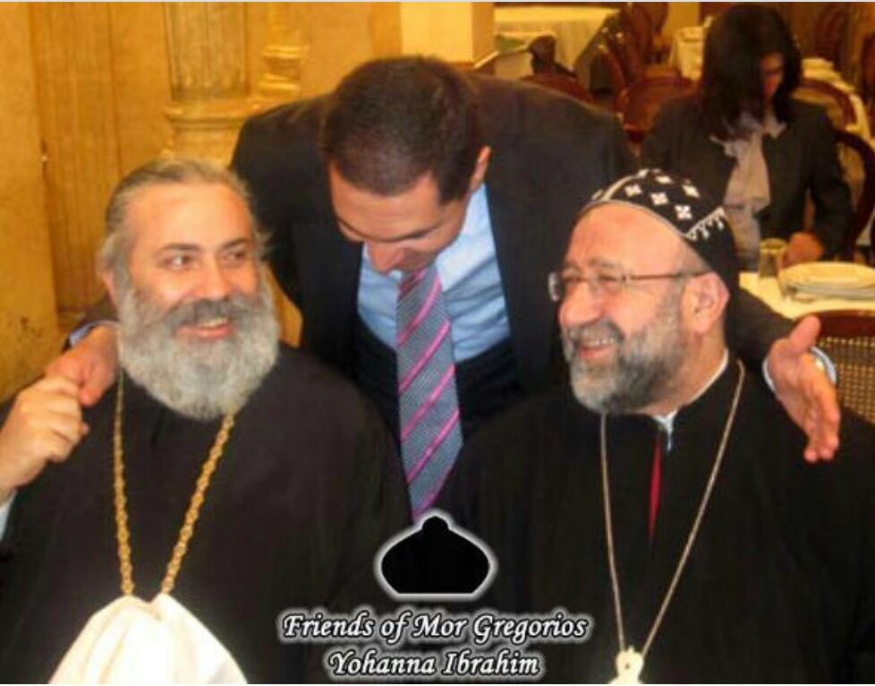 Is the disappearance of these two Syrian bishops less important..?! We don't think so! Erdogan is deeply involved in their kidnapping from Aleppo countryside by his terrorists in 2012. They are still missing. <br>http://pic.twitter.com/B7miDxYmnG