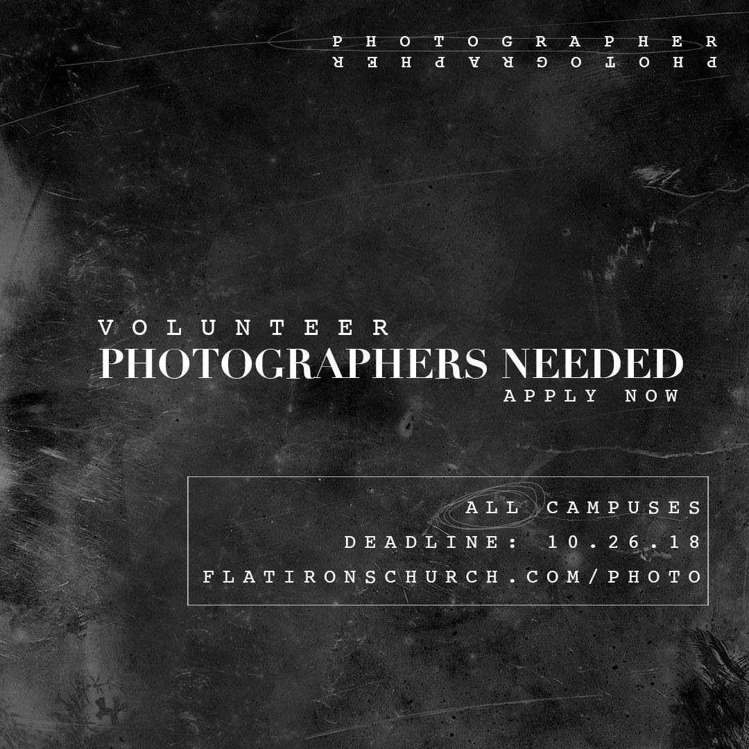 """Advaid On Twitter If You Are Somebody Who Knows About: Flatirons Church On Twitter: """"If You Are A Photographer Or"""