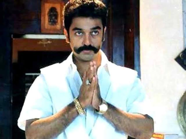 Breaking : @ikamalhaasan announced #ThevarMagan2 will happen after #Indian2, he shared this news at an interactive session today. Photo