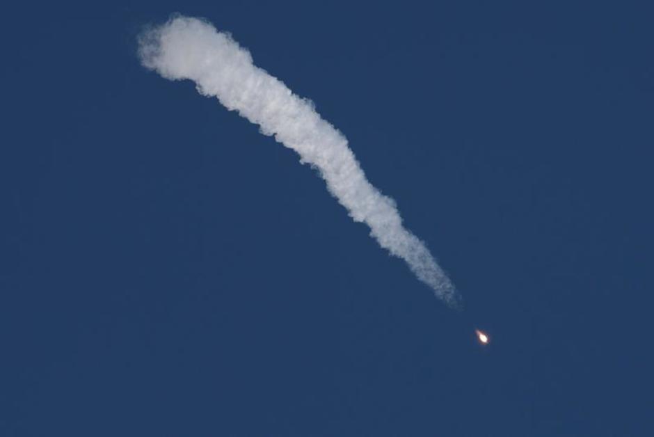 Russie. Le lancement raté de #Soyouz, échec d\