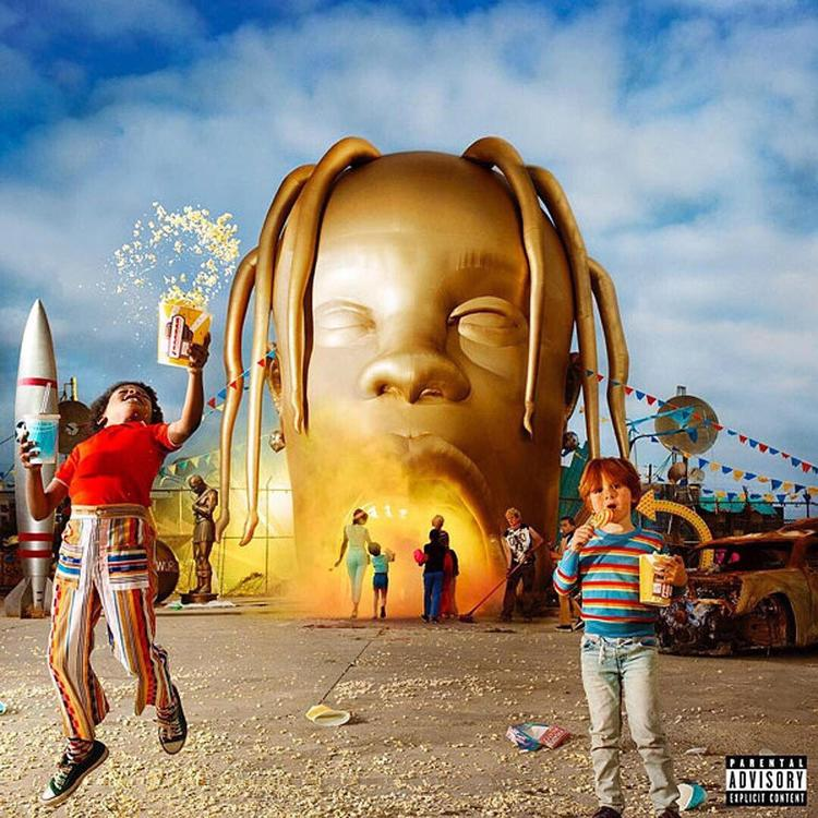NP - Wake Up - @trvisXX @theweeknd - #DTS With @GbemiOO