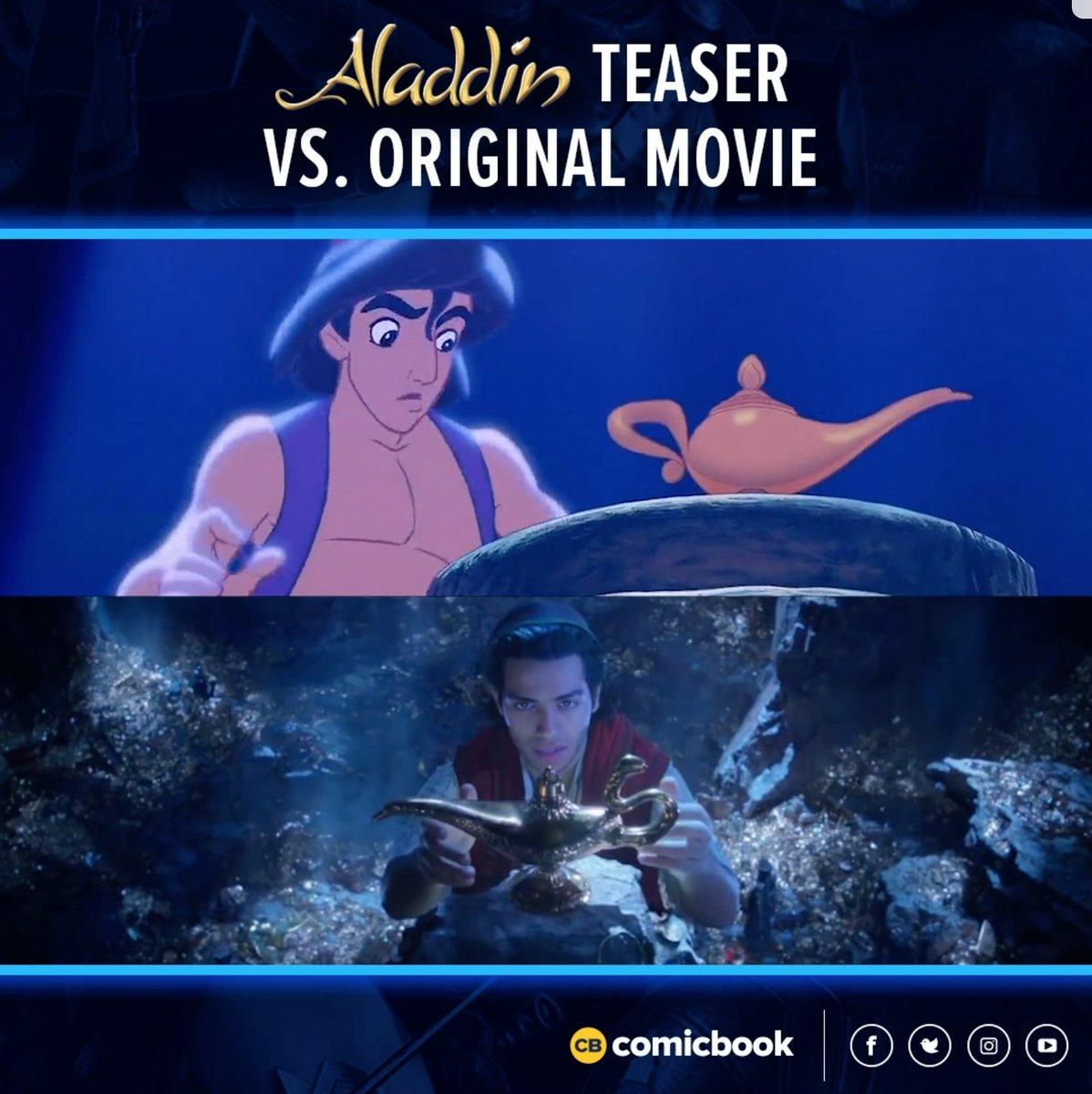 Comicbook.com's photo on Aladdin