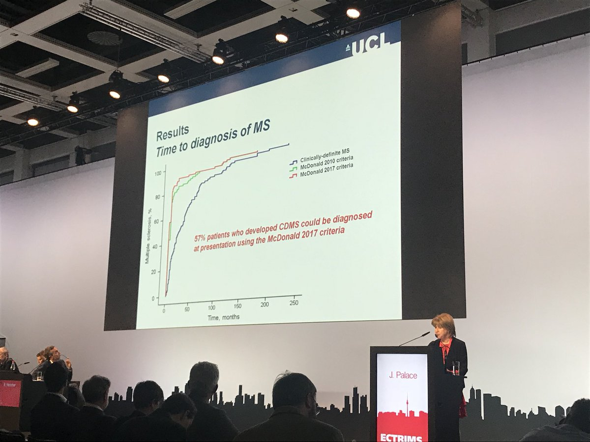 Two studies from Queen Square #MS Centre featured in the #ECTRIMS2018 clinical highlights session <br>http://pic.twitter.com/Ngb4acvUv7