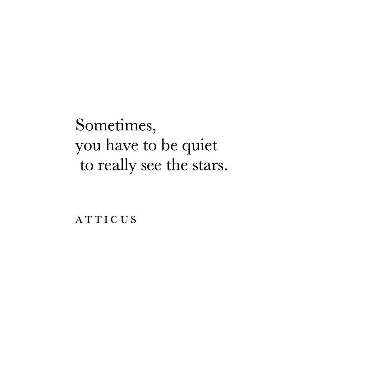 Beautiful words from @atticuspoetry. To recap this week's IG takeover... #atticuspoetry