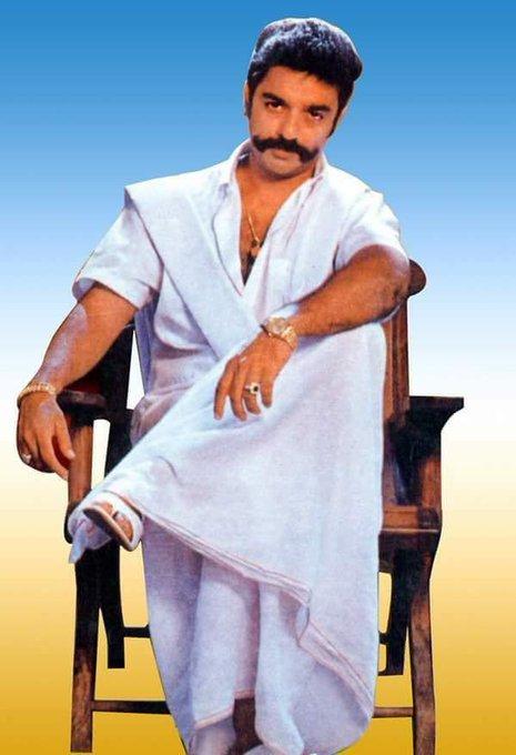 Nammavar @ikamalhaasan sir confirms #thevarmagan2 after #indian2 Photo