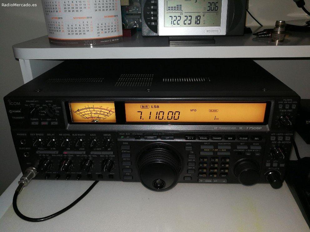 Ic 775dsp manual