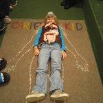 Image for the Tweet beginning: We love playing Carpet Kid