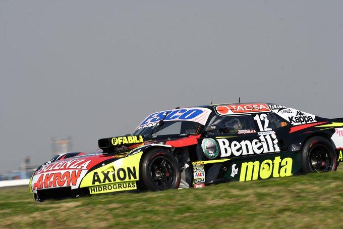 👉 P4 en el primer entrenamiento del #TCenToay 🏁 Fuimos el #Chevrolet más rápido 👍 @EQUIPOJPCARRERA Foto