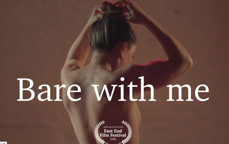 """test Twitter Media - """"Bare With Me"""" is a powerful short film that looks at the way we see our bodies within modern society and what that means not only for us as individuals but collectively. Listen here: https://t.co/T7kGOKz12z #naturist #naturism #bodyposi #bodyconfidence https://t.co/3tFPD1bysX"""