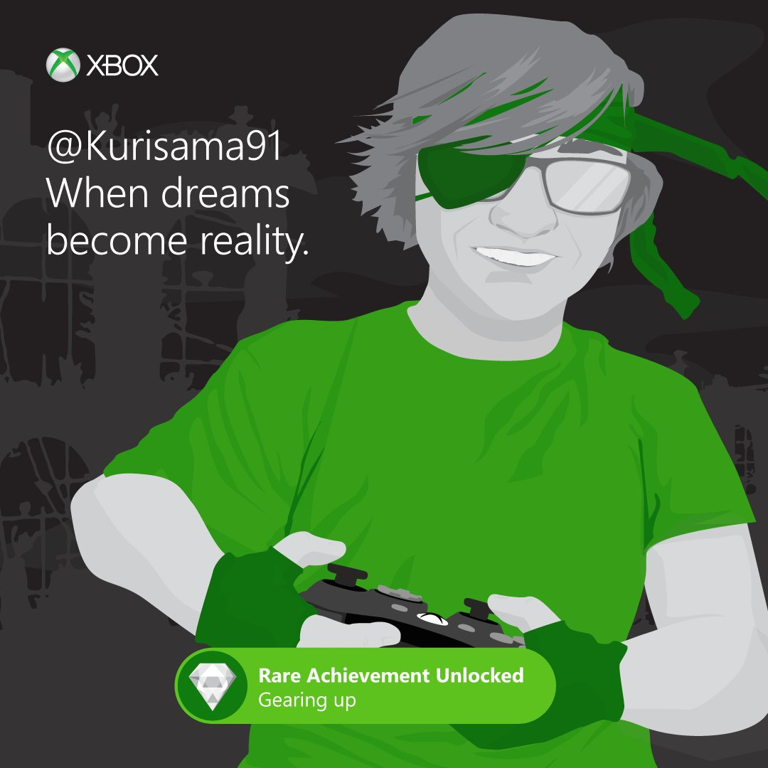 Some dreams really do sneak up on you. #Xbox https://t.c
