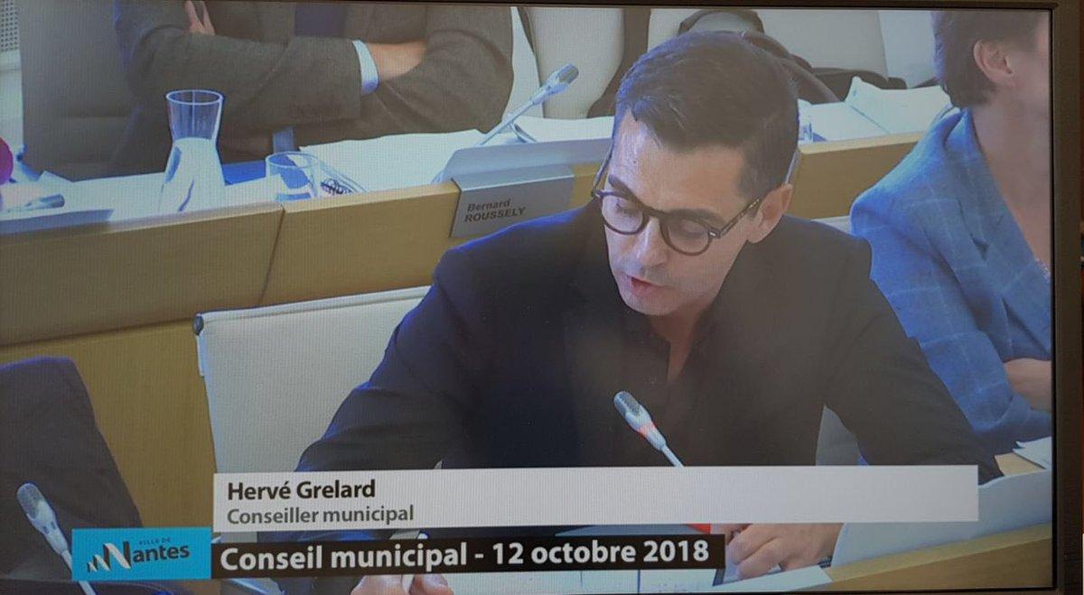 #DirectNantes - une journée en séance du Conseil municipal à défendre les valeurs humanistes et progressistes de @enmarchefr et à être force de proposition  - FestivalFocus